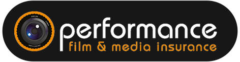 Performance film & media insurance