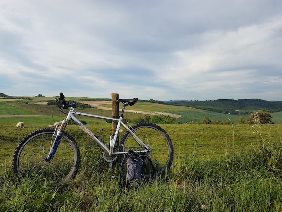 Charity Bike Ride Bike