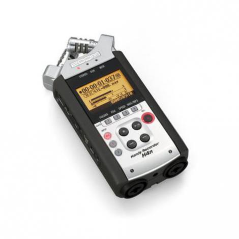 Zoom H4 handy recorder