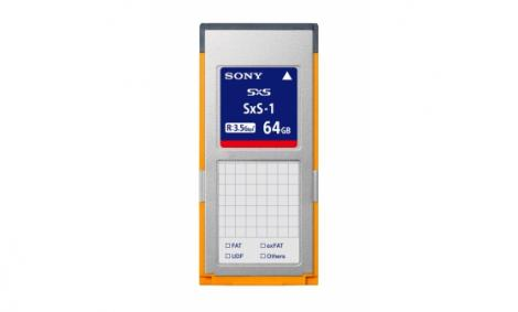 Sony 64GB SxS-1 Card