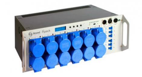 6-Way Dimmer Rack